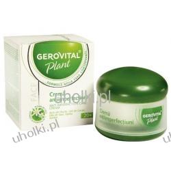 GEROVITAL Plant, Krem przeciw niedoskonałościom skóry na przebarwienia, blizny potrądzikowe 20-45, 50 ml