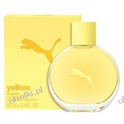 PUMA Yellow Women EDT, Damska woda toaletowa, 60 ml