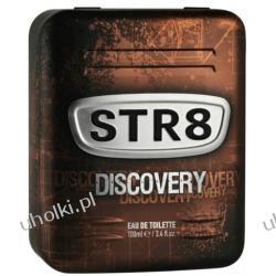 STR8 Discovery EDT, Męska woda toaletowa, 100 ml