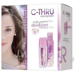 C-THRU Pearl Garden Zestaw, Dezodorant perfumowany + dezodorant spray