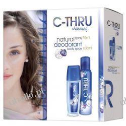 C-THRU Charming Zestaw, Dezodorant perfumowany + dezodorant spray