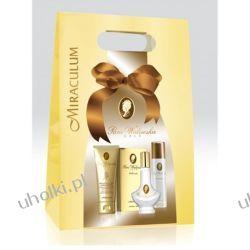 Pani Walewska Gold, Perfumowana woda toaletowa, dezodorant i krem do rąk w świątecznym zestawie