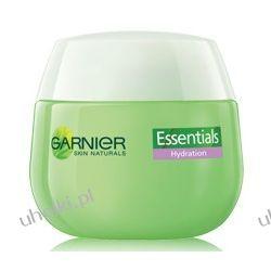GARNIER Essentials Hydration, Krem nawilżający 24h z ekstraktem z łopianu, cera normalna i mieszana, 50 ml
