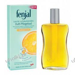 FENJAL Duft - Pflegebad Vitalisierend, Pobudzający płyn do kąpieli z olejkiem pomarańczowym, 125 ml