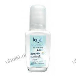 FENJAL Sensitive Deo Pump Spray 24H, Dezodorant w atomizerze do skóry wrażliwej, 75 ml