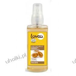 LOVEA, Naturalny olejek do twarzy i ciała Argan, skóra wrażliwa i przesuszona, 100 ml