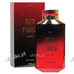 NG Red Force for Men EDT, Męska woda toaletowa w sprayu, nuta korzenno-orientalna, 100 ml