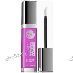 BELL Glam Wear Glossy Colour Lip Glos, Pielęgnujący błyszczyk do ust, 6 ml