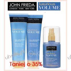 JOHN FRIEDA Luxurious Volume, Zestaw kosmetyków do włosów cienkich, bez objętości i witalności, 1 kpl