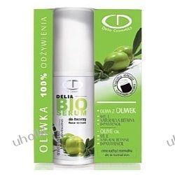 DELIA Bio Krem Oliwka, Rewitalizujące serum do twarzy, 30 ml