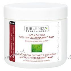 BIELENDA Ideal Skin, Maska algowa z komórkami macierzystymi PhytoCellTec™ Argan, cera bez jędrności i elastyczności, 190g