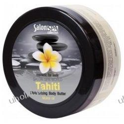 GREEN PHARMACY Salon SPA, Nawilżające kremowe masło do ciała Tahiti, 300 ml