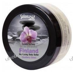 GREEN PHARMACY Salon SPA, Odżywcze kremowe masło do ciała Finland, 300 ml