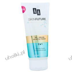 AA SkinFuture, Żel + peeling 2w1 do mycia twarzy, każda cera, 250 ml