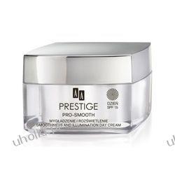 AA Prestige Pro Smooth, Wygładzenie i rozświetlenie krem na dzień SPF15 30+, 50 ml