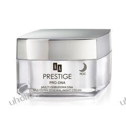 AA Prestige Pro-DNA Code, Miejski krem odżywczy na noc, 50 ml