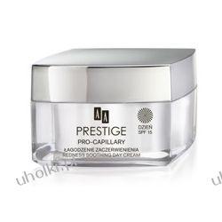 AA Prestige Pro-Capilary, Łagodzący zaczerwienienia krem na dzień SPF15, cera naczyniowa, 50 ml