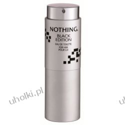 GOSH Nothing Black Edition EDT, Męska woda toaletowa, 30 ml