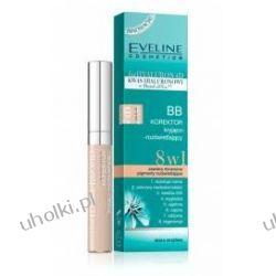 EVELINE bioHYALURON 4D, BB Korektor do twarzy 8w1 kryjąco-rozświetlający, 7 ml
