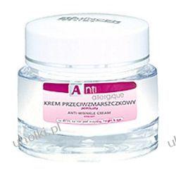 MINCER PHARMA Anti Alergique, Półtłusty krem przeciwzmarszkowy do twarzy i pod oczy, cera sucha naczyniowa, 50 ml