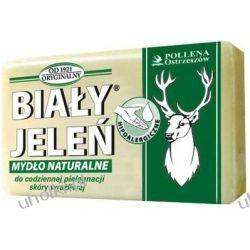 BIAŁY JELEŃ, Mydło naturalne w kostce, 100 g