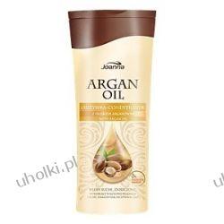 JOANNA Argan Oil, Odżywka do włosów z olejem arganowym, włosy suche i zniszczone, 200 ml