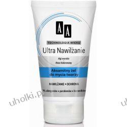 AA Technologia Wieku Ultra Nawilżanie, Aksamitny żel do mycia twarzy, 150 ml