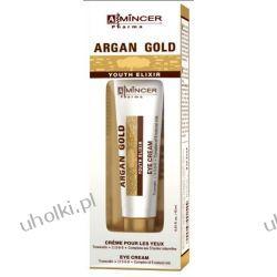 MINCER PHARMA Argan Gold, Nawilżający krem pod oczy, 15 ml