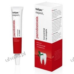 TOŁPA Expert Parodontosis, KOncentrat na dziąsła przeciw parodontozie i krwawieniu, 8g