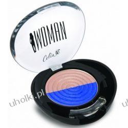CELIA Woman, Duo-High Pigment Podwójne cienie do powiek, 3g