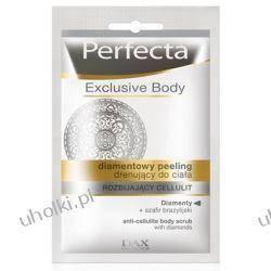 DAX Perfecta Exclusive Body, Diamentowy peeling antycellulitowy do ciała, 15 ml