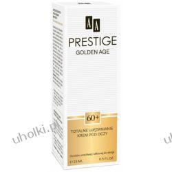 AA Prestige Golden Age 60+, Totalne Ujędrnianie krem pod oczy, cera wrażliwa i alergiczna, 15 ml