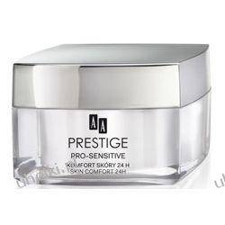 AA Prestige Pro-Sensitive, Komfort skóry 24h krem na dzień, cera bradzo wrażliwa i alergiczna, 50 ml