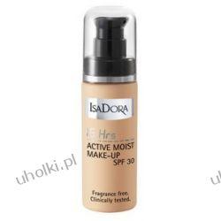 ISADORA 16 HRS Active Moist Make-Up SPF 30, Podkład nawilżająco - ochronny, 30 ml