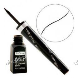 ISADORA Glossy Eyeliner, Wodoodporny eyeliner w pędzelku, 4 ml