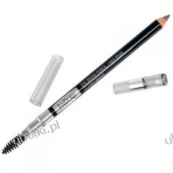 ISADORA Eyebrow Pencil With Brush, Kredka do brwi ze szczoteczką, 1,3g
