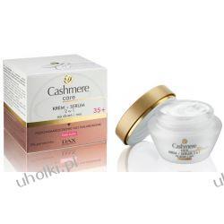 DAX Cashmere Care 35+, Krem + serum 2w1 na dzień i noc, cera sucha, 50 ml + 7ml