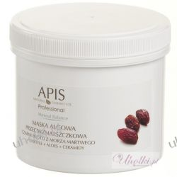 APIS Mineral Balance, Maska algowa przeciwzmarszczkowa, cera dojrzała, 250g