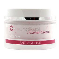 CLARENA Caviar Cream, Krem z kawiorem i perłą dla cery wrażliwej, dojrzałej, 50 ml...