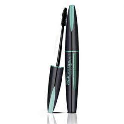 EVELINE 3D Glam Effect Mascara Volume & Long & Waterproof, Wodoodporny tusz do rzęs pogrubiający i wydłużający, 8 ml...