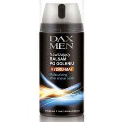 DAX Men, Hydro-Mat, Matujący balsam po goleniu dla Panów do cery tłustej i mieszanej 100 ml...