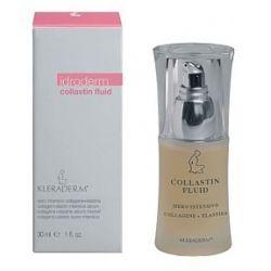 KLERADERM Collastin Serum, Wygładzające serum z kolagenem, 30 ml...