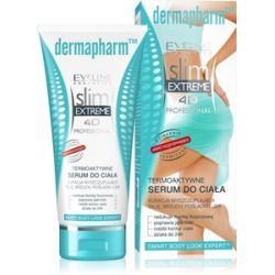 EVELINE Dermapharm™ 4D Professional, Termoaktywne serum do ciała, 200 ml...