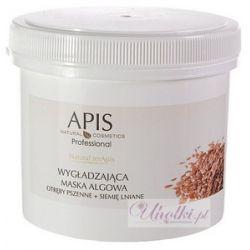 APIS Natural TerApis, Maska algowa wygładzająca otręby pszenne i siemię lniane, każda cera, 250g/650 ml...