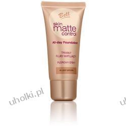BELL Skin Matte Control Fluid matujący. Cera tłusta, mieszana, 30 ml
