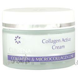 CLARENA Collagen Active Cream, Aktywny krem kolagenowy na dzień i na noc 25+, 50 ml