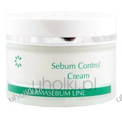 CLARENA Sebum Control Cream, Beztłuszczowy krem - żel do cery tłustej, mieszanej, trądzikowej, 50 ml