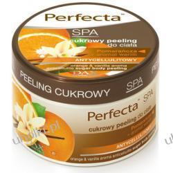 DAX Perfecta SPA Cukrowy peeling do ciała złuszczająco-antycellulitowy WANILIOWO-POMARAŃCZOWY, 225 ml