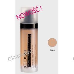 GOSH Velvet Touch Apricot Foundation Primer, Liftingująca baza pod makijaż, 30 ml