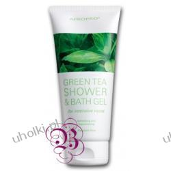 GOSH Apropro Green Tea Shower & Bath Gel, Zielona Herbata żel pod prysznic i do kąpieli, 200 ml